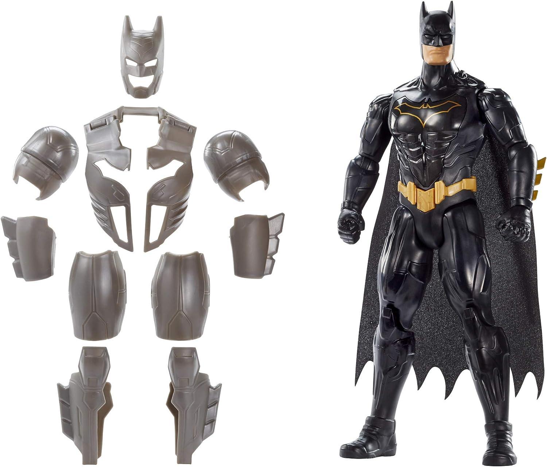 DC BATMAN MISSIONS™Figura de acción Batman superarmadura (Mattel FYY22)