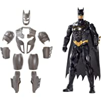 DC Batman figurine articulée armure totale 30 cm avec plus de 20 bruits, FYY22