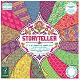 "First Edition Storyteller Premium Paper Pad 8""x8"" 48 Sheets (FSC)"