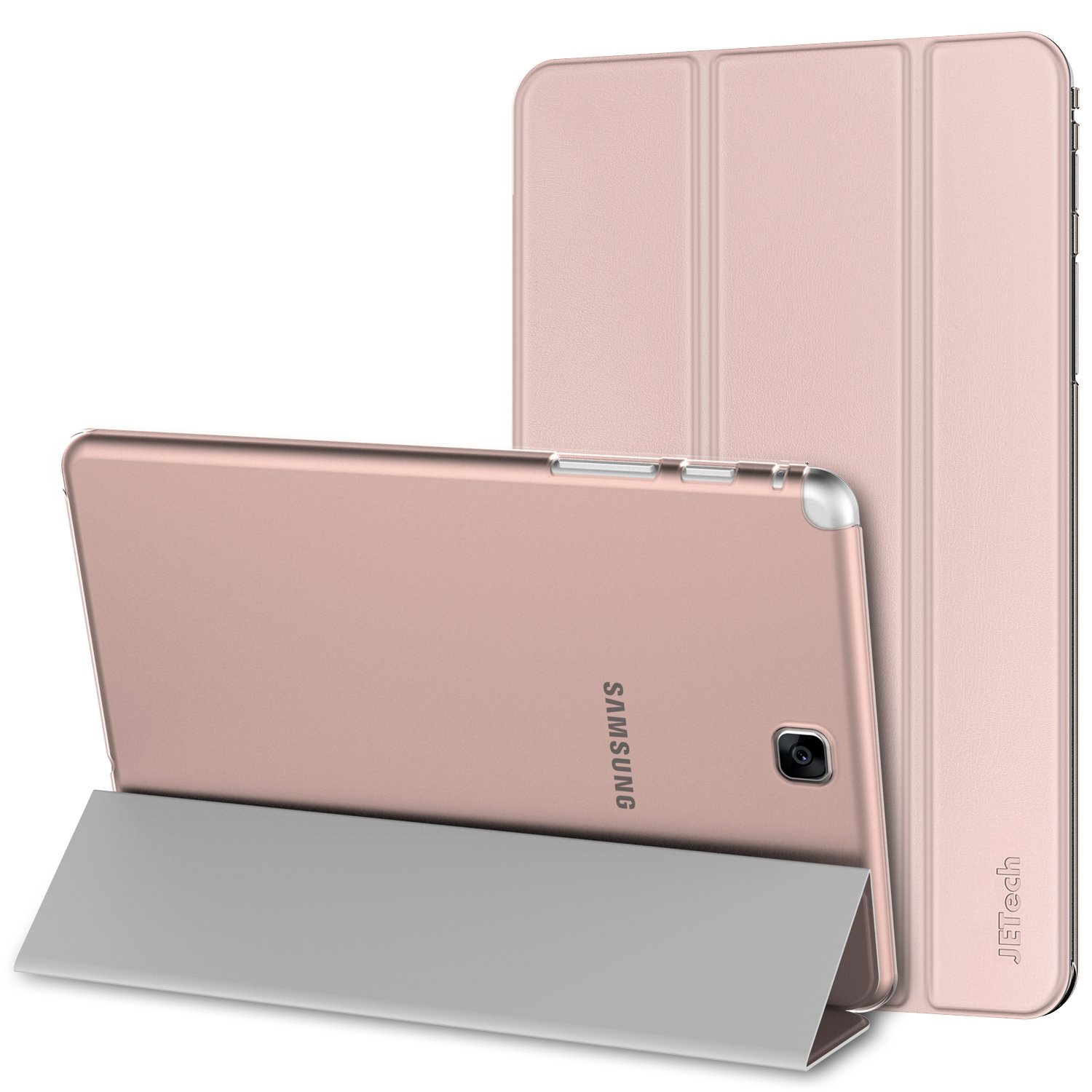 Galaxy Tab A 97 Case Jetech Slim Fit Cover For Spinning Bike Fast Farious Kokoh Samsung Inch Tablet With Auto Sleep Wake Feature Rose Gold Computers