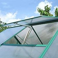wiwir Solar calor sensible automático abridor de Vent