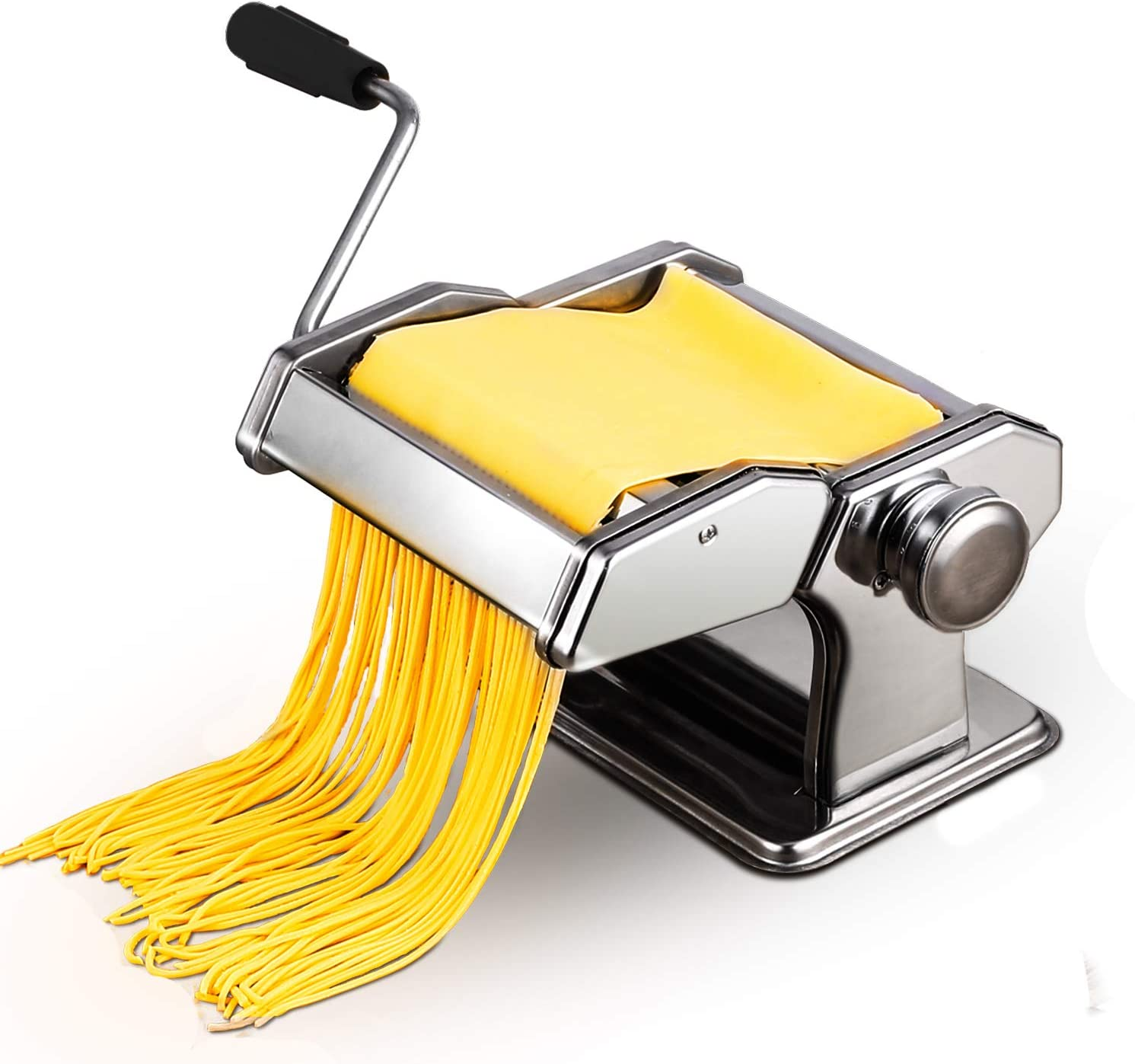 Household Stainless  Steel Sliced Noodles Manual Noodle Making Tool  Pasta Maker