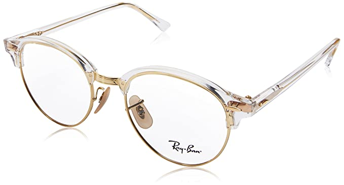 01ff98230f50f Ray-Ban Unisex Adults  0RX 4246V 5762 49 Optical Frames