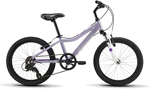 "Diamondback Bicycles Lustre 20 Youth Girls 20"" Wheel Mountain Bike"