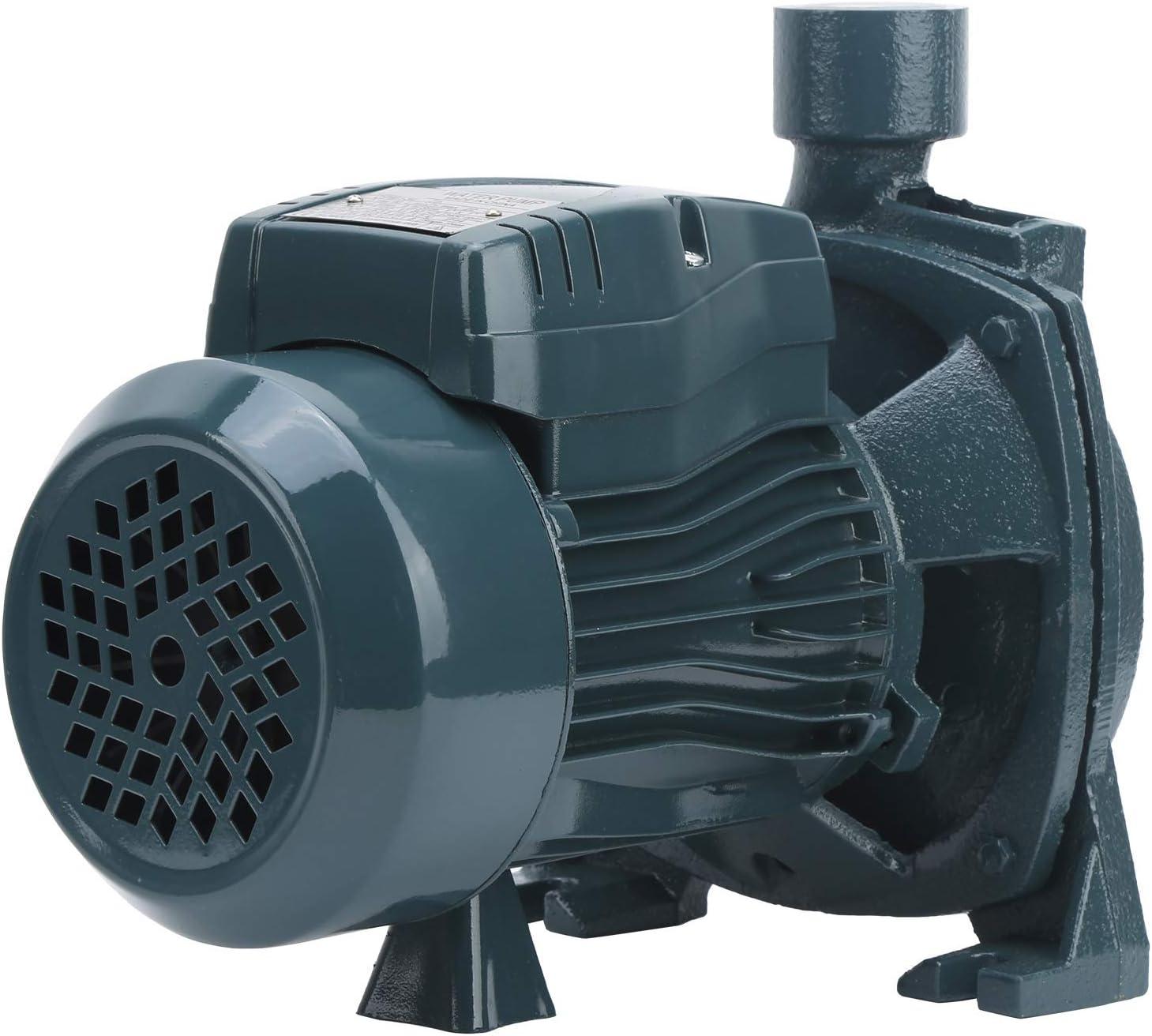 Bomba de circulación, bomba de recirculación de agua caliente Bomba de circulación de doble efecto de sellado para herramientas hidráulicas para suministros industriales(AC220V)