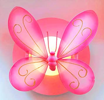 Funnylight Bonito Plafón Con Lámpara Color Xl Led Niños Rosa WEY29ebDHI