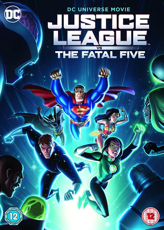 Justice League: Fatal Five Edizione: Regno Unito Italia Blu ...