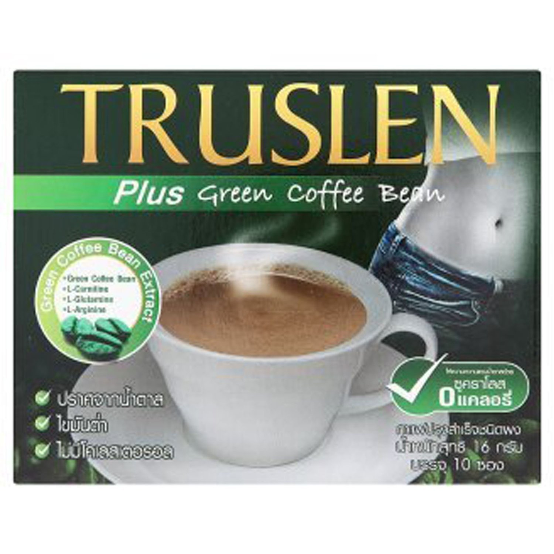 Truslen Green Coffee Bean Slimming Instant Coffee Weight