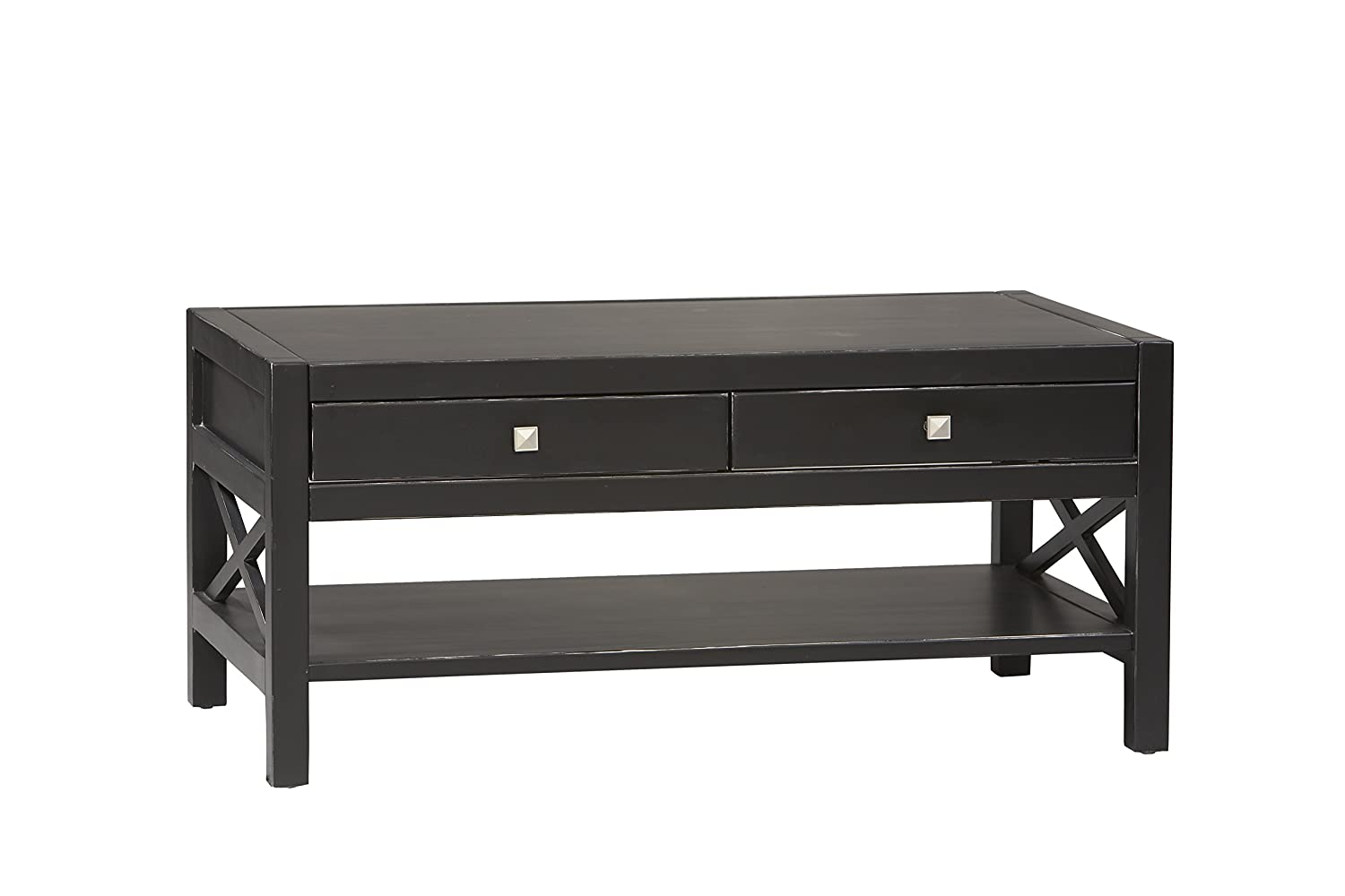 Amazon linon home anna collection coffee table kitchen dining geotapseo Choice Image