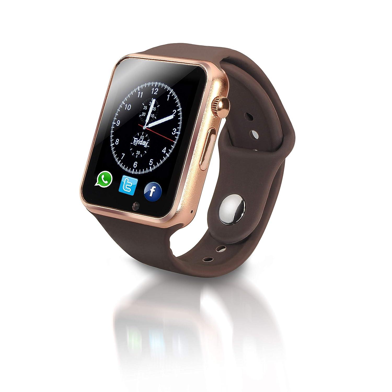 TD Smartwatch con Cámara, Agenda y Llamadas, Whatsapp ...