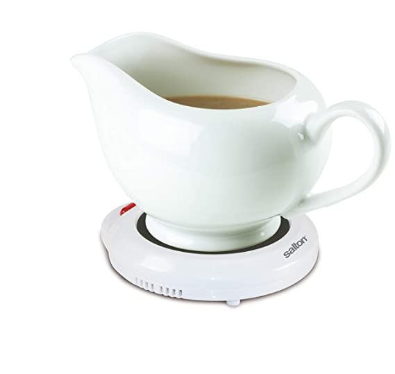 Amazon.com: Salton smw12 Mug Warmer Color Blanco Nuevo ...