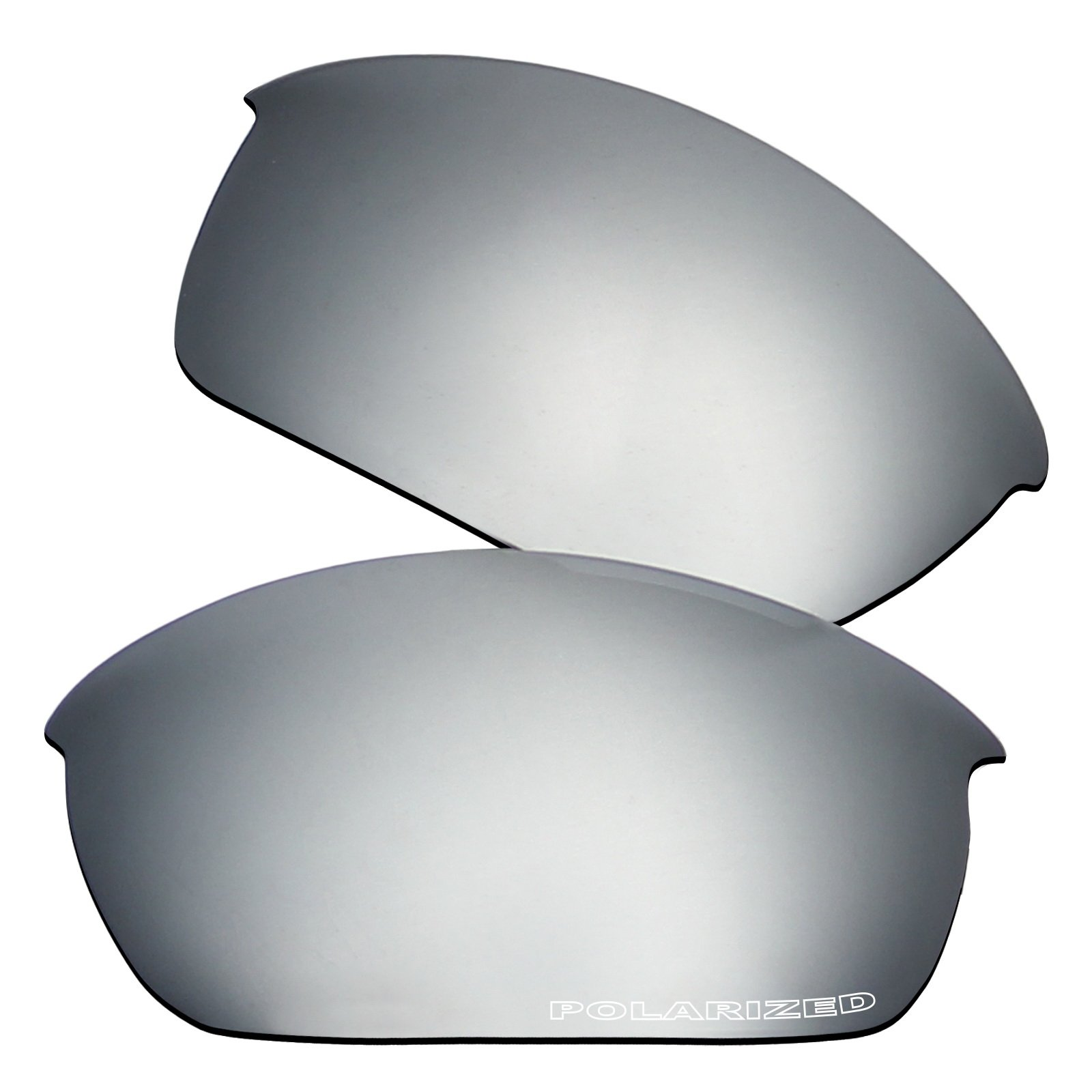 New 1.8mm Thick UV400 Replacement Lenses for Oakley Flak Jacket Sunglass - Options