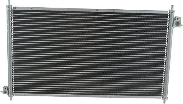 Air Conditioning AC A//C Condenser Assembly for 98-02 Honda Accord L4 2.3L New