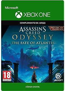 Assassins Creed Odyssey: The Fate of Atlantis - Xbox One – Código de descarga: Amazon.es: Videojuegos