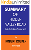 Summary of Hidden Valley Road By Robert Kolker - Inside the Mind of an American Family