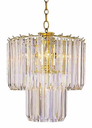 Trans Globe Lighting 9646 PB Indoor Tranquility 14 Pendant, Polished Brass