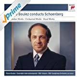 Pierre Boulez conducts Schoenberg