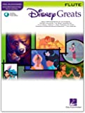Disney Greats - Flute (Book/CD Package)
