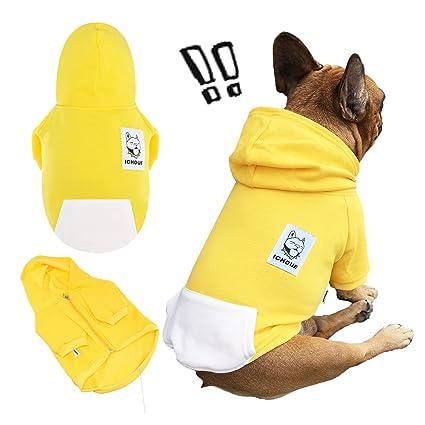 Dog Hoodies Reasonable New Autumn Winter Dog Hoodie Back Pocket Design Dog Clothes Sport Style Dog Cat Pet Warm Sweatshirt Home & Garden