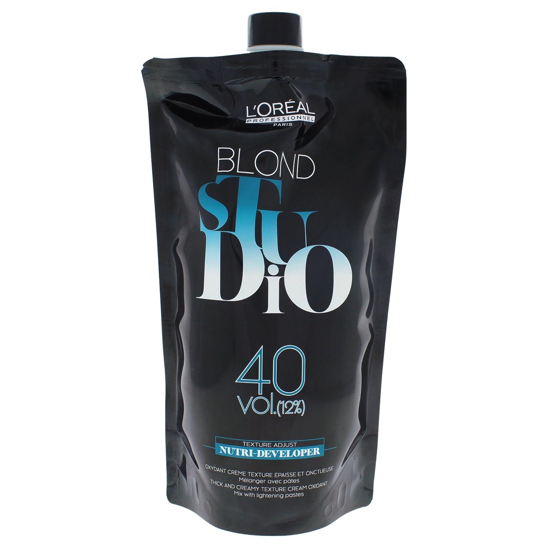 L' Oréal Blond Studio Platinium Nutri-développeur 12%, 1er Pack (1X 1L) L' Oréal 0000019268