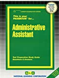 Administrative Assistant(Passbooks)