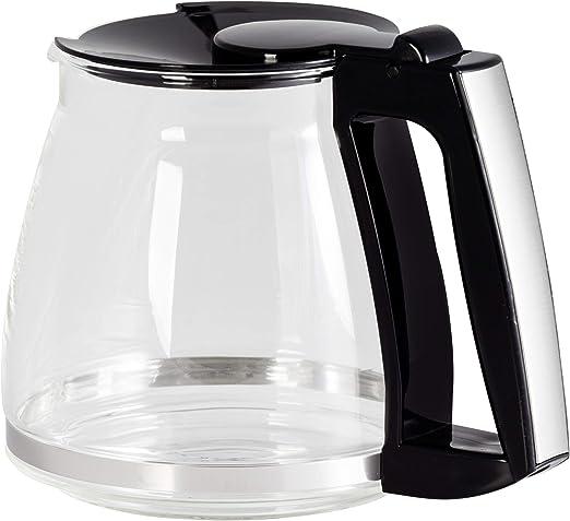 Melitta 307117 - Jarra para cafeteras, color negro: Amazon.es: Hogar