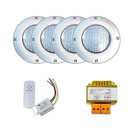 Warmpool Pack Lamparas LED RGB ON/Off 15W + Controlador ON ...
