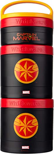 Whiskware Marvel Stackable Snack Pack
