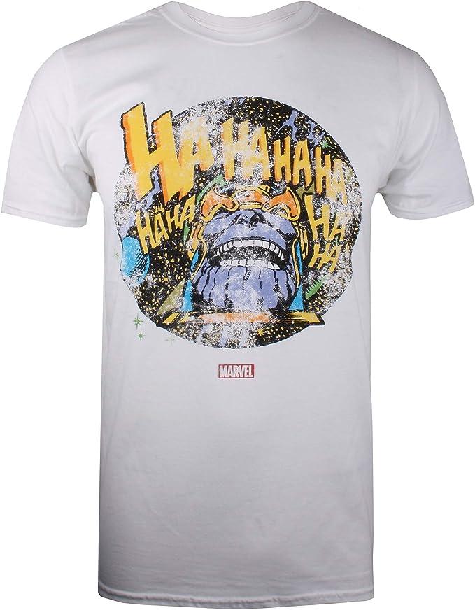 T-shirt Marvel Photo Memories maglia Foto ricordo personaggi Uomo ufficiale