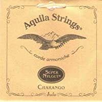 Aquila 2CH Charango Set (gepatenteerd), lichte spanning