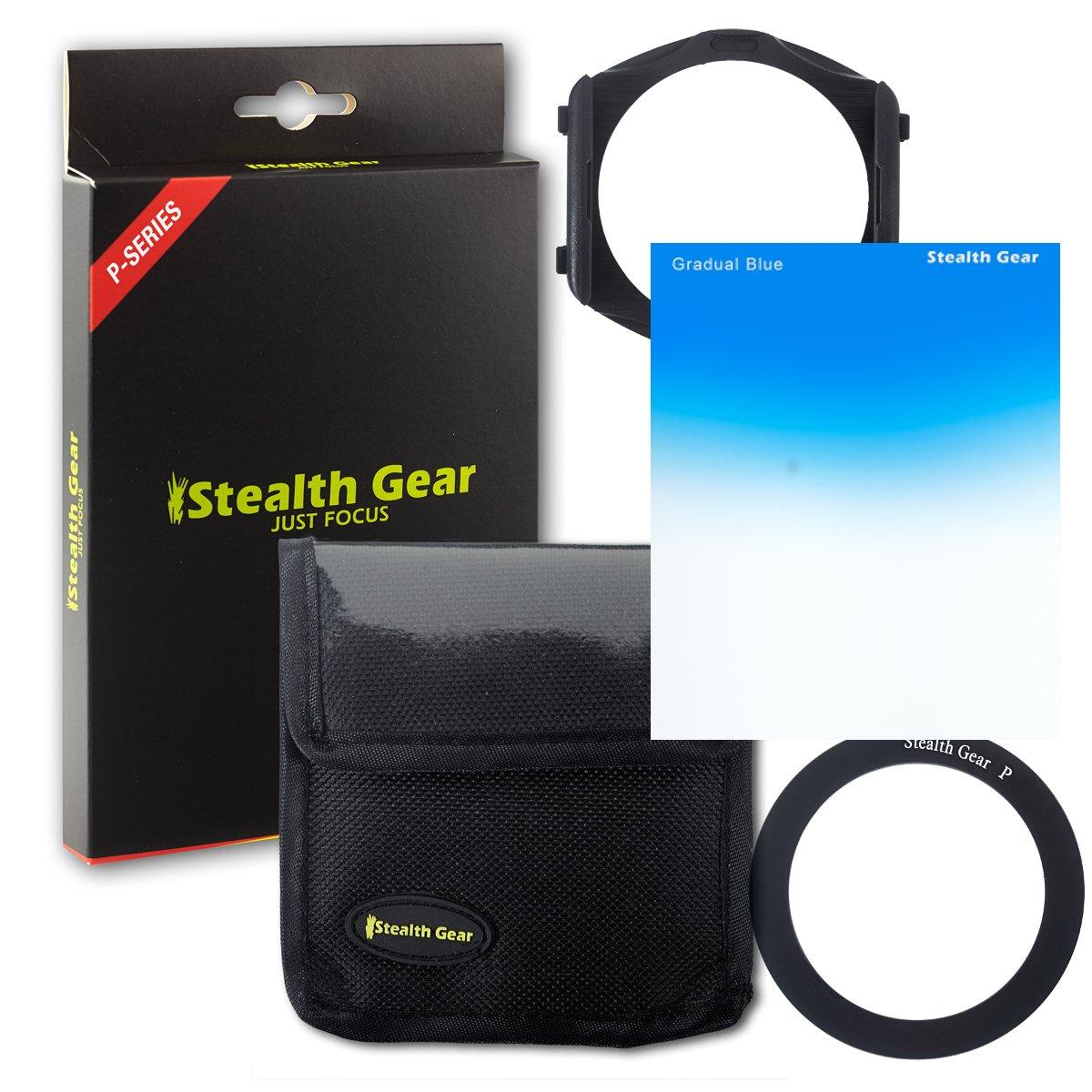 Stealth Gear SGPSTKITBL86 86 mm P-Starterskit