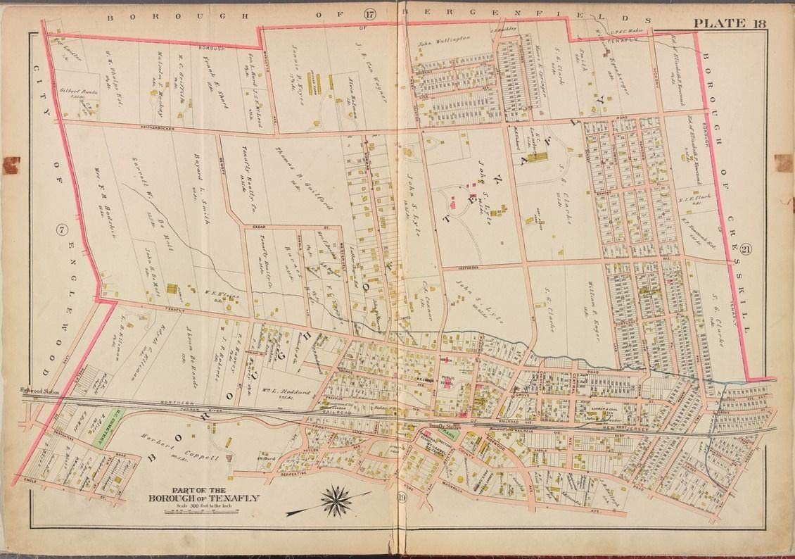 Reprinted 18 x 24 1912 Map of Philadelphia, Pa. A new and correct North America with the West India Islands divided according to the last Treaty of Peace, concluded at Paris the 20th of Jan. 1 0 0 31a