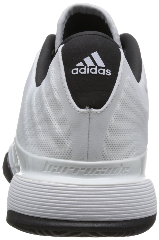 new styles 9bcca 8bb93 adidas Barricade 2018 para hombre, blanco   negro Blanco