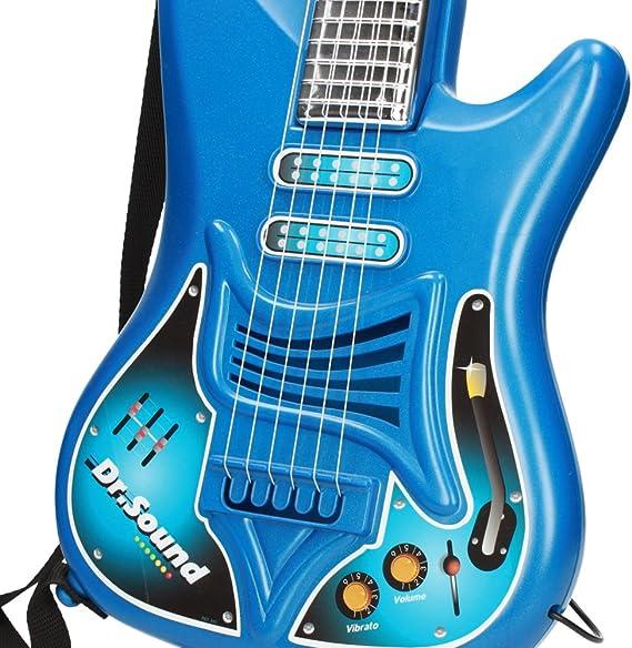Reig-843 Guitare avec Micro et ampli