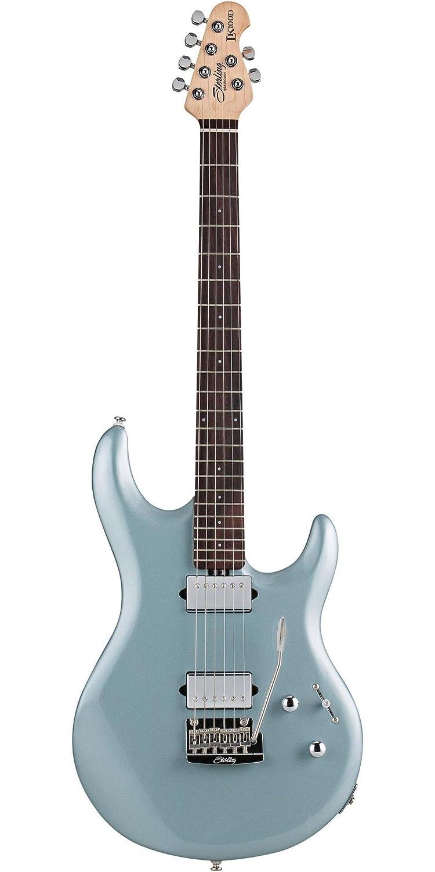 Sterling by musicman LK100D para guitarra eléctrica diseño de hombre con casco azul: Amazon.es: Instrumentos musicales