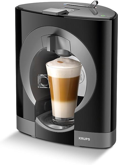 Krups YY2290FD - Máquina de café, automática, 1000 W, 0.8 L, plástico, color negro: Amazon.es: Hogar