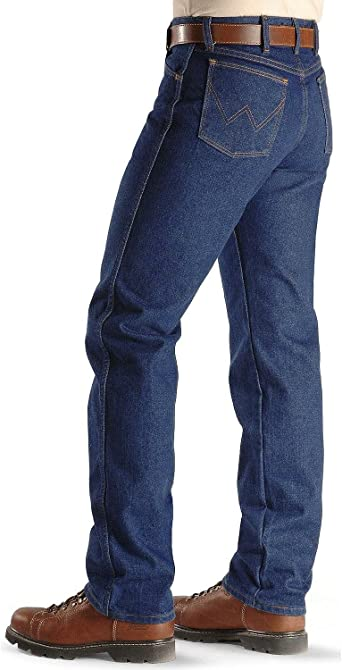 Amazon Com Wrangler Riggs Workwear Fr Original Fit Jean Clothing