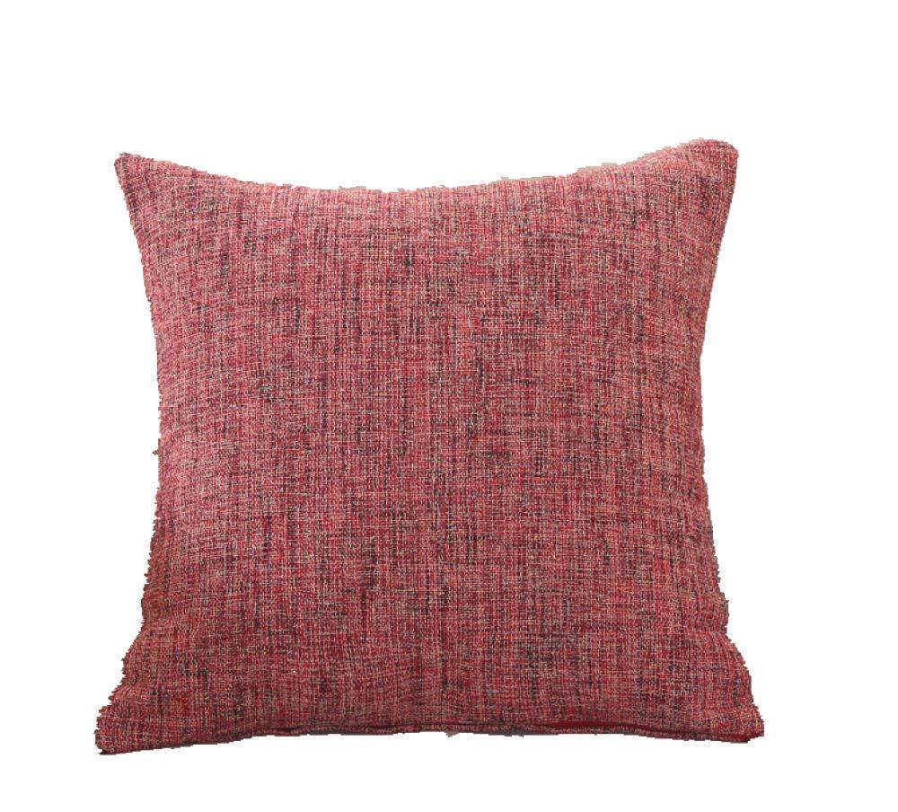 Almohada de sofa Almohada Cojín Sofá Salón Lino Color ...