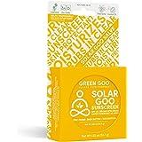 Green Goo Natural Skin Care, Solar Goo, 30 SPF Sunblock, Large Tin, 1.82 Ounce (Packaging May Vary)