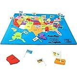 Imagimake Mapology Jigsaw Puzzle (Multicolour)