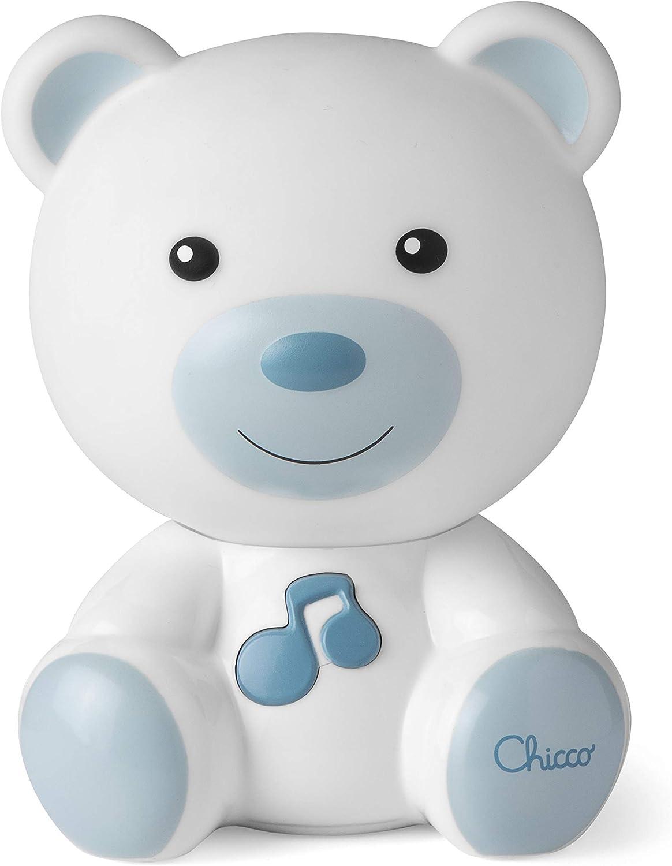 Chicco Veilleuse Musicale Dreamlight Bleu