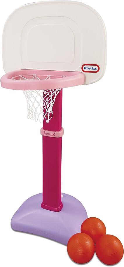 Amazon.com: Little Tikes Easy Score - Juego de baloncesto ...