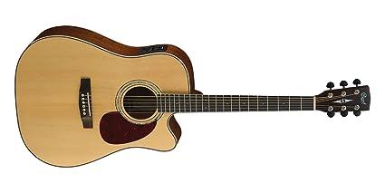Cort MR710F - Guitarra acústica (calibre de cuerdas: .012-.053,