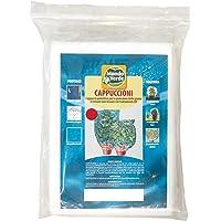 Mondo Verde TNT04 Pack de 3 Sacos protección Medio de 1.1 x 1.3 m, Blanco, 110x110x130 cm
