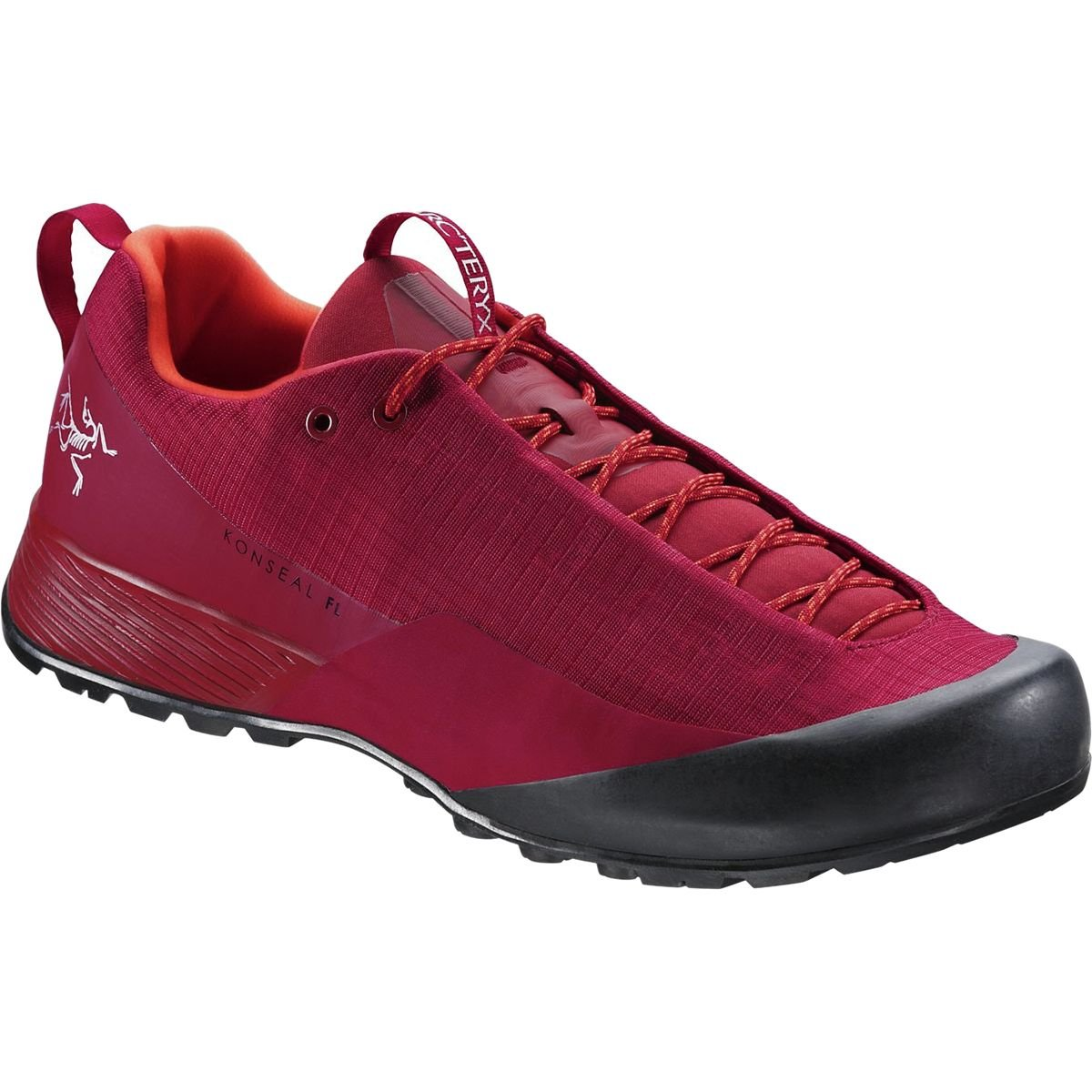 ARC'TERYX(アークテリクス) Konseal FL Shoe Men's コンシール FL シューズ メンズ 22247 B071G2BDKD 25.5 cm Red BeachSafety