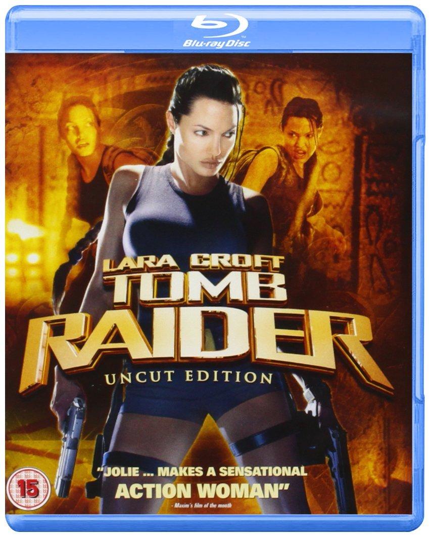 Amazon Com Lara Croft Tomb Raider Uncut Edition Blu Ray