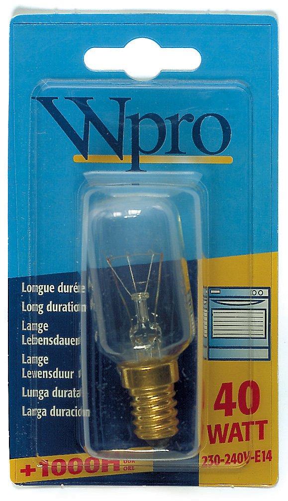 Wpro LFO005 Ampoule Four E14 T29 40 W 230-240 V /484000000978
