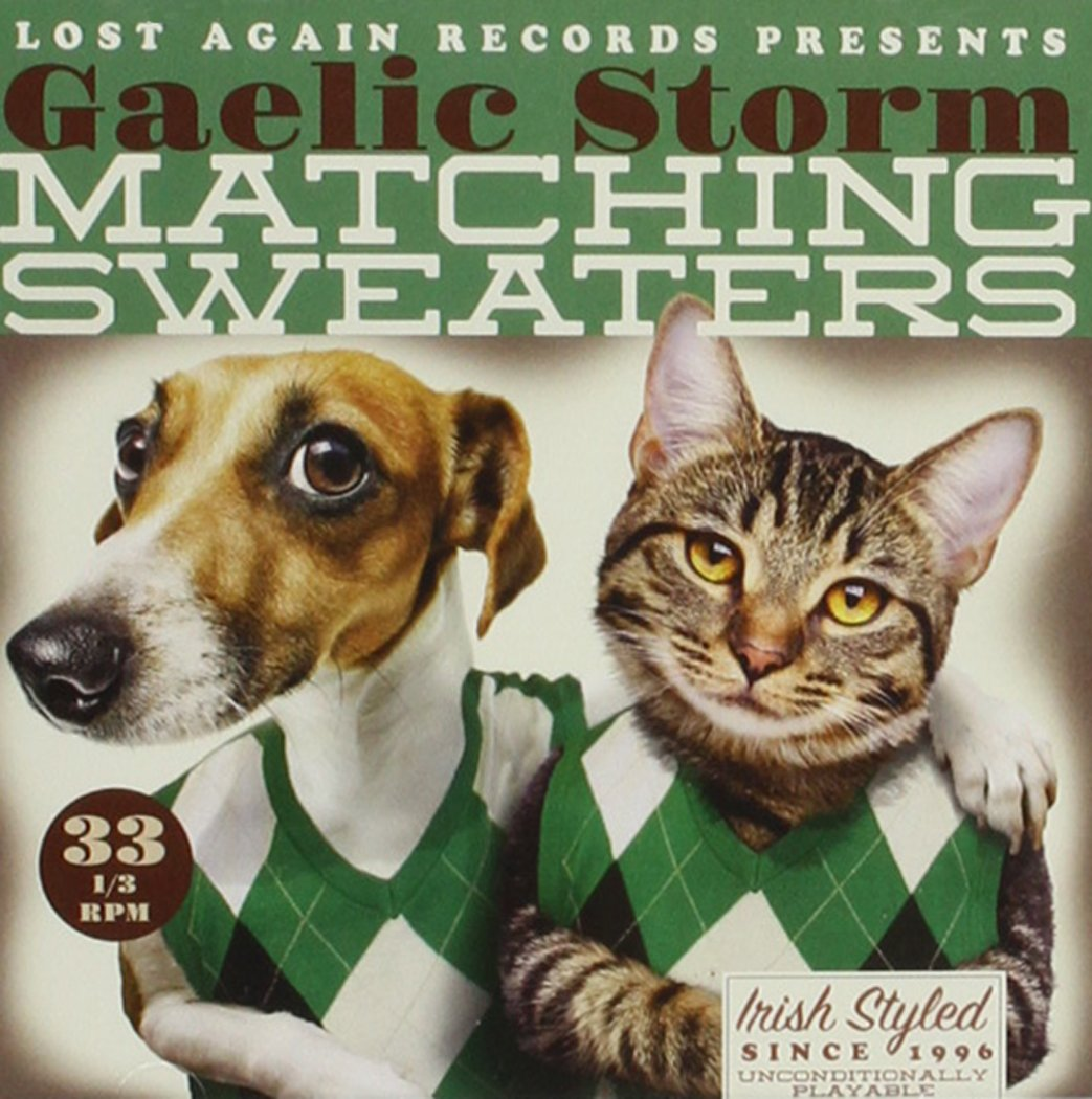 GAELIC STORM - Matching Sweaters - Amazon.com Music