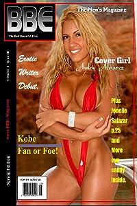 BBE Volume 1 Issue 3: Back Issue (Aylen Alvarez cover)