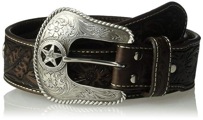 Nocona Belt Company womens Swival Clear Concho Belt Belt